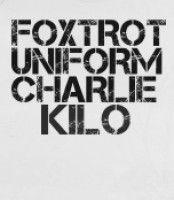 Foxtrot Uniform CharlieKilo