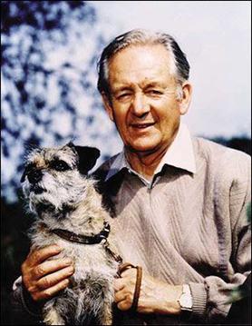 Der echte James Herriot (Alf Wight)